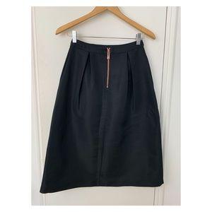 Ted Baker Skirts Ted Baker Black Skirt Poshmark